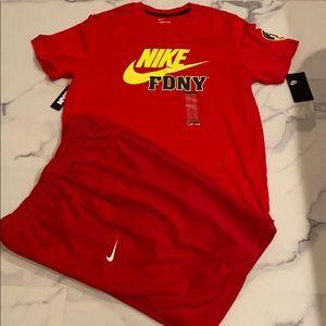 Nike set large for men